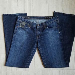 CoH Low Waist Flair Leg Paloma Jean
